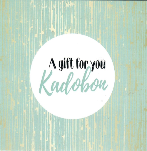 kadobon A gift for you