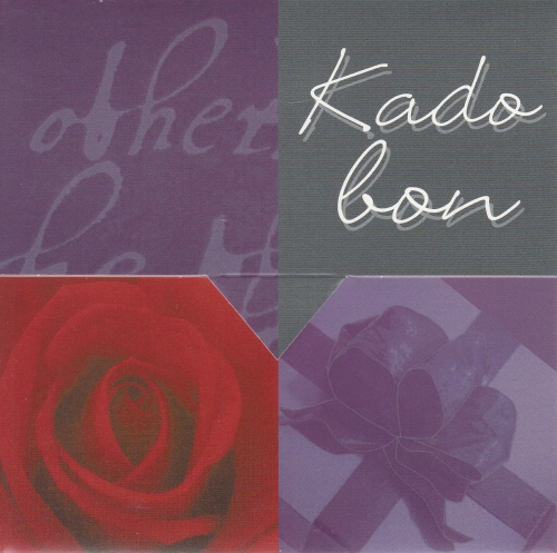 Kadobon Red rose