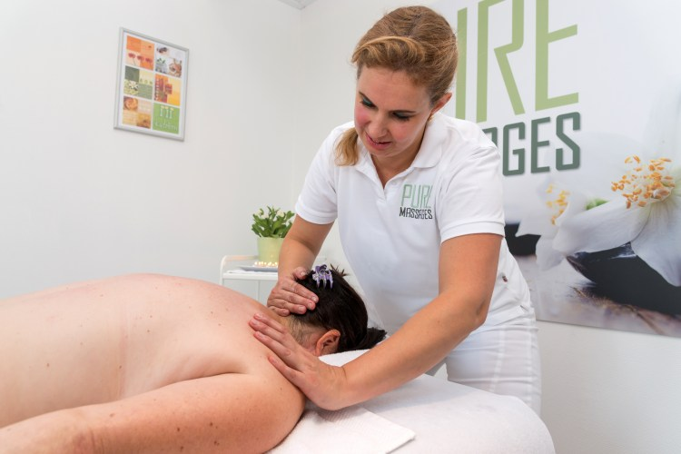 Pure Nek/Rug/Schoudermassage
