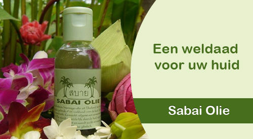 Pure Sabai Olie Massage